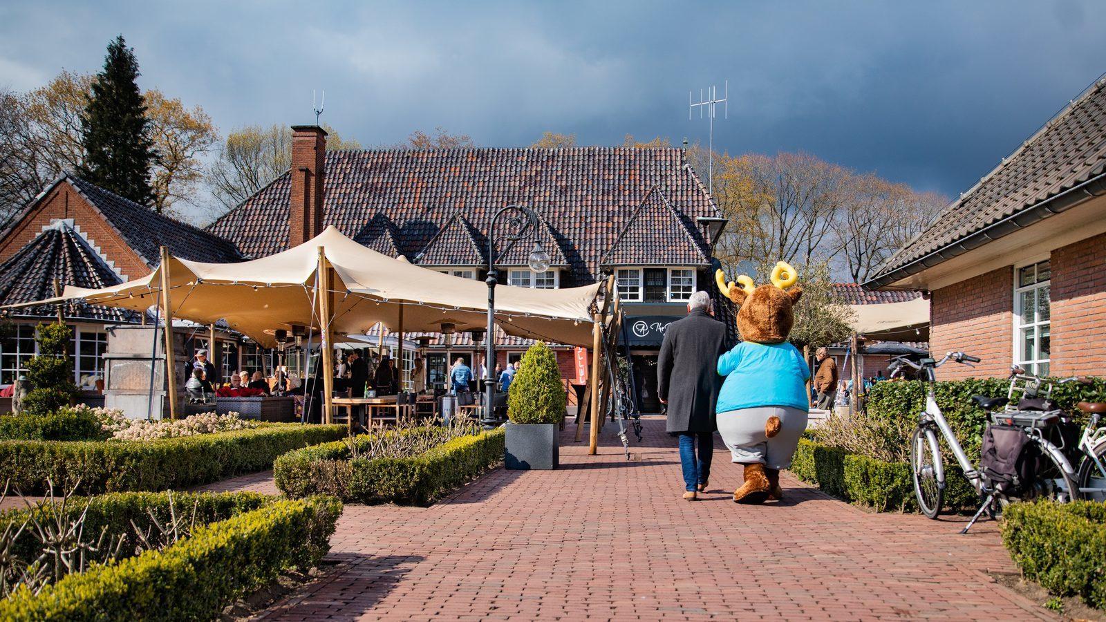 Restaurant @thePark Asia opened at Landgoed de Scheleberg