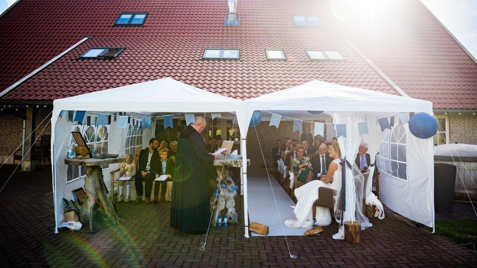 Huwelijk 't Borghuis
