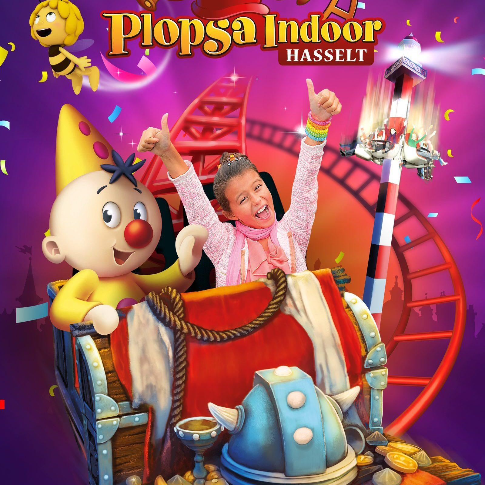 Plopsa Indoor Hasselt