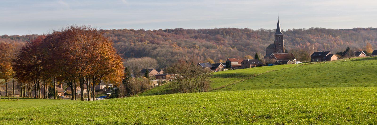 Vier de herfst in Zuid-Limburg