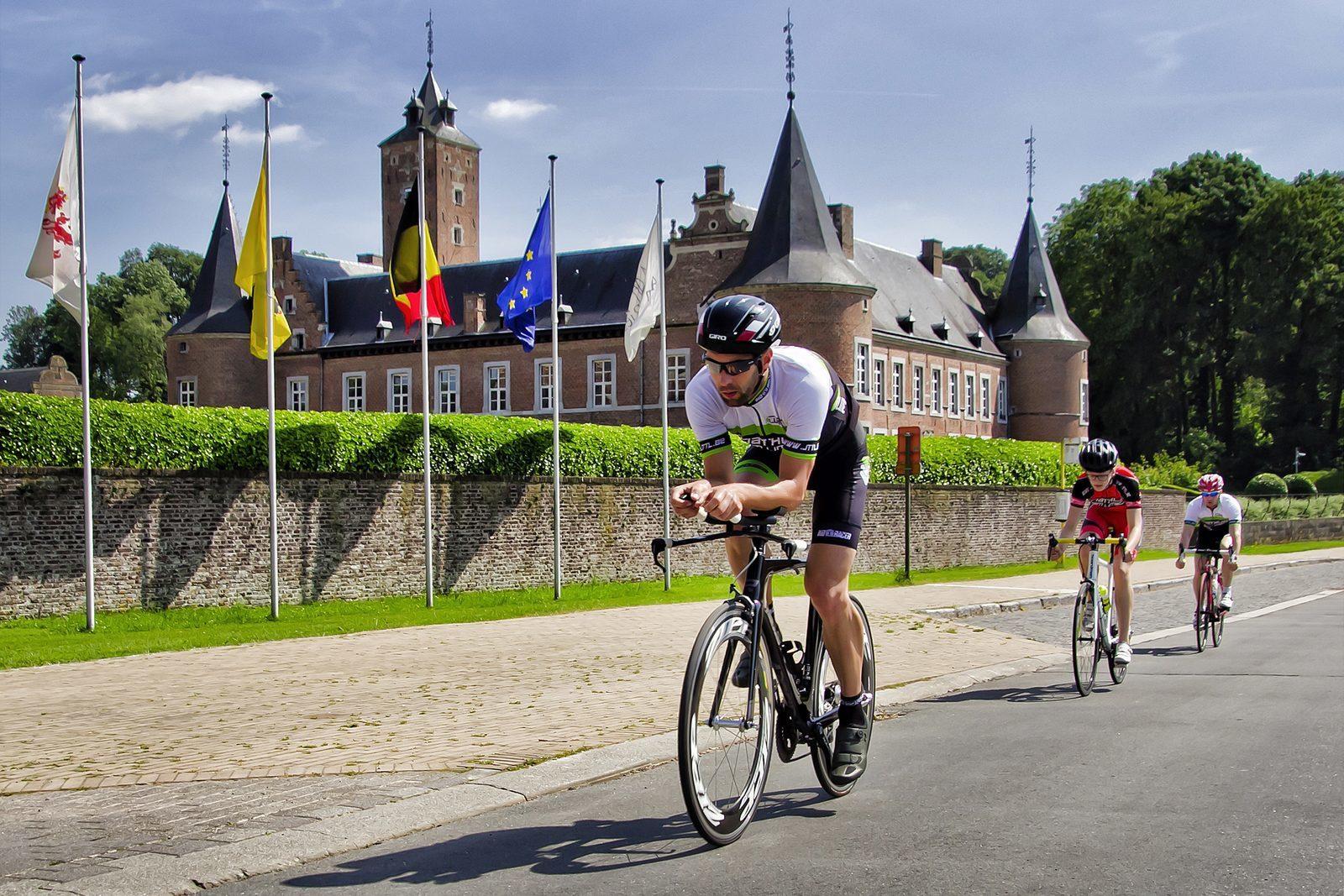 Vacances en vélo de route