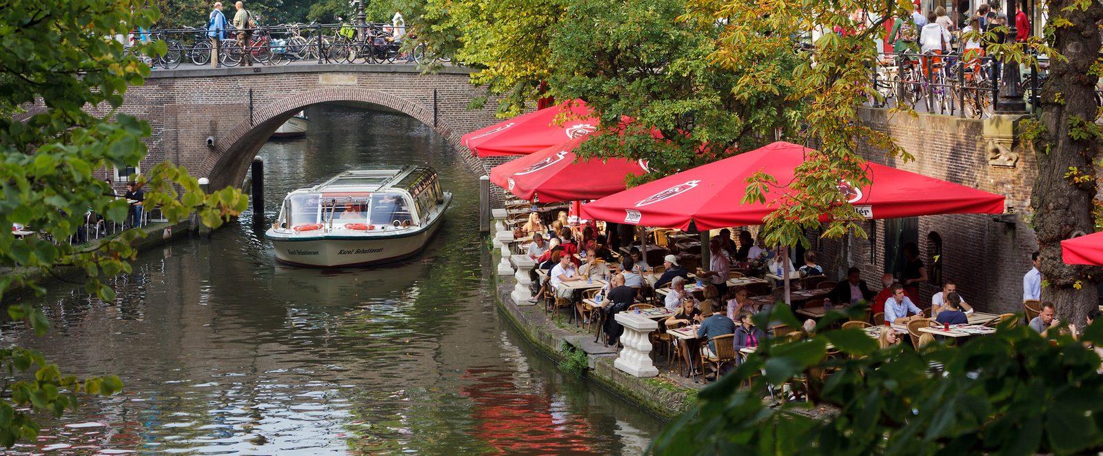 Groepsaccommodaties Utrecht