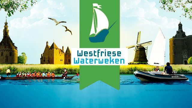 West Frisian Water Weeks August 9 through 11