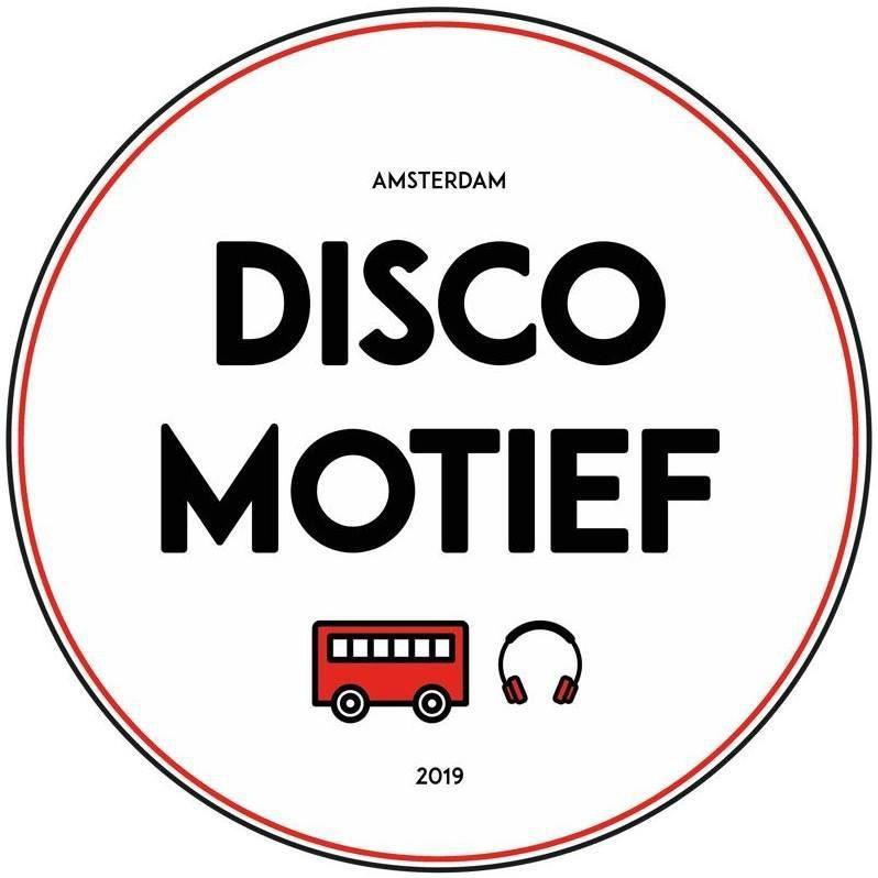 Silent disco  Discomotief