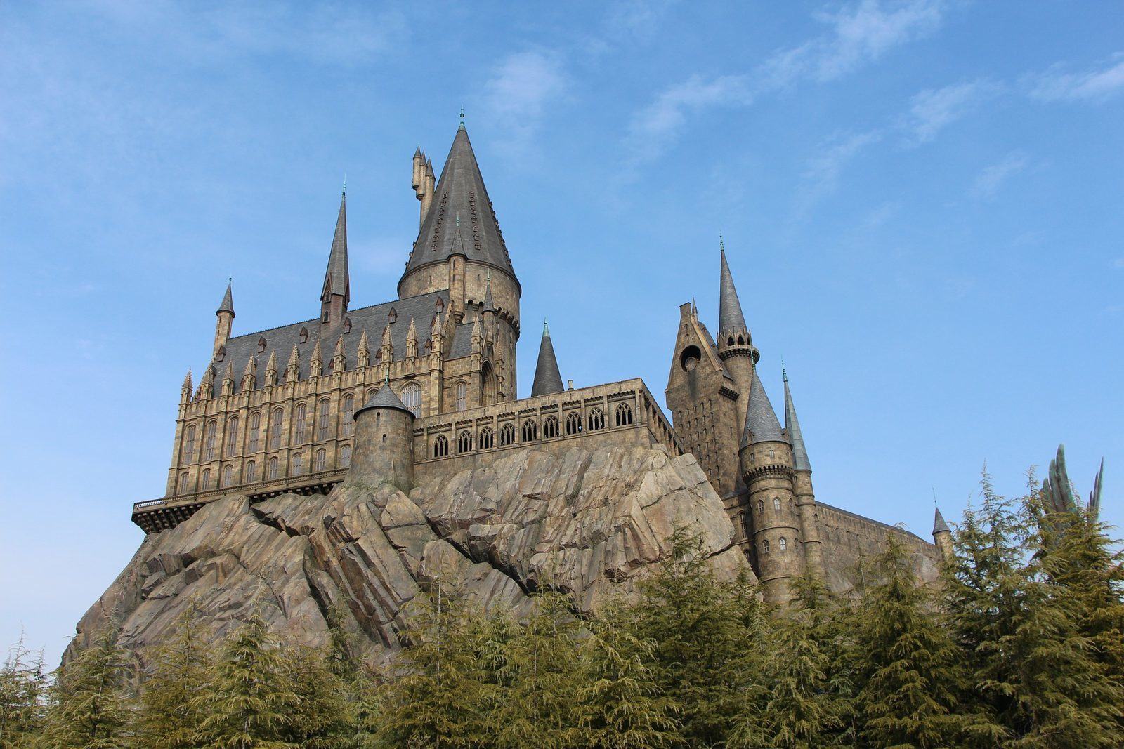 Besuchen Sie Hogwarts in Beekbergen