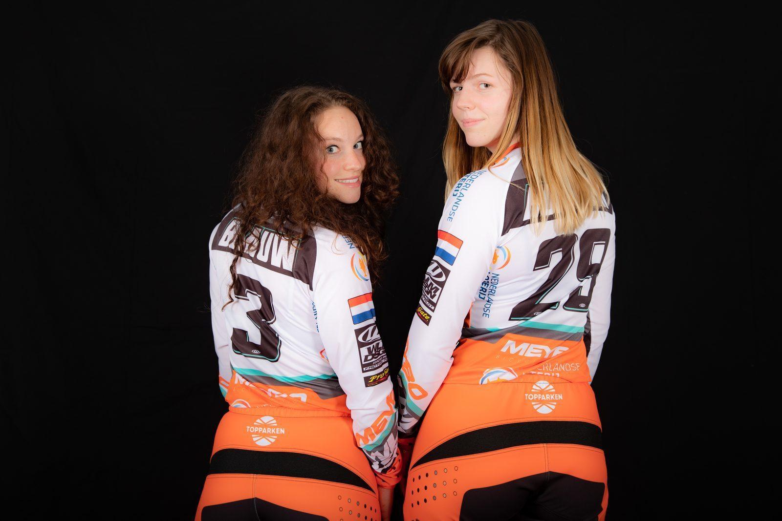 TopParken soutient les pilotes de BMX néerlandais