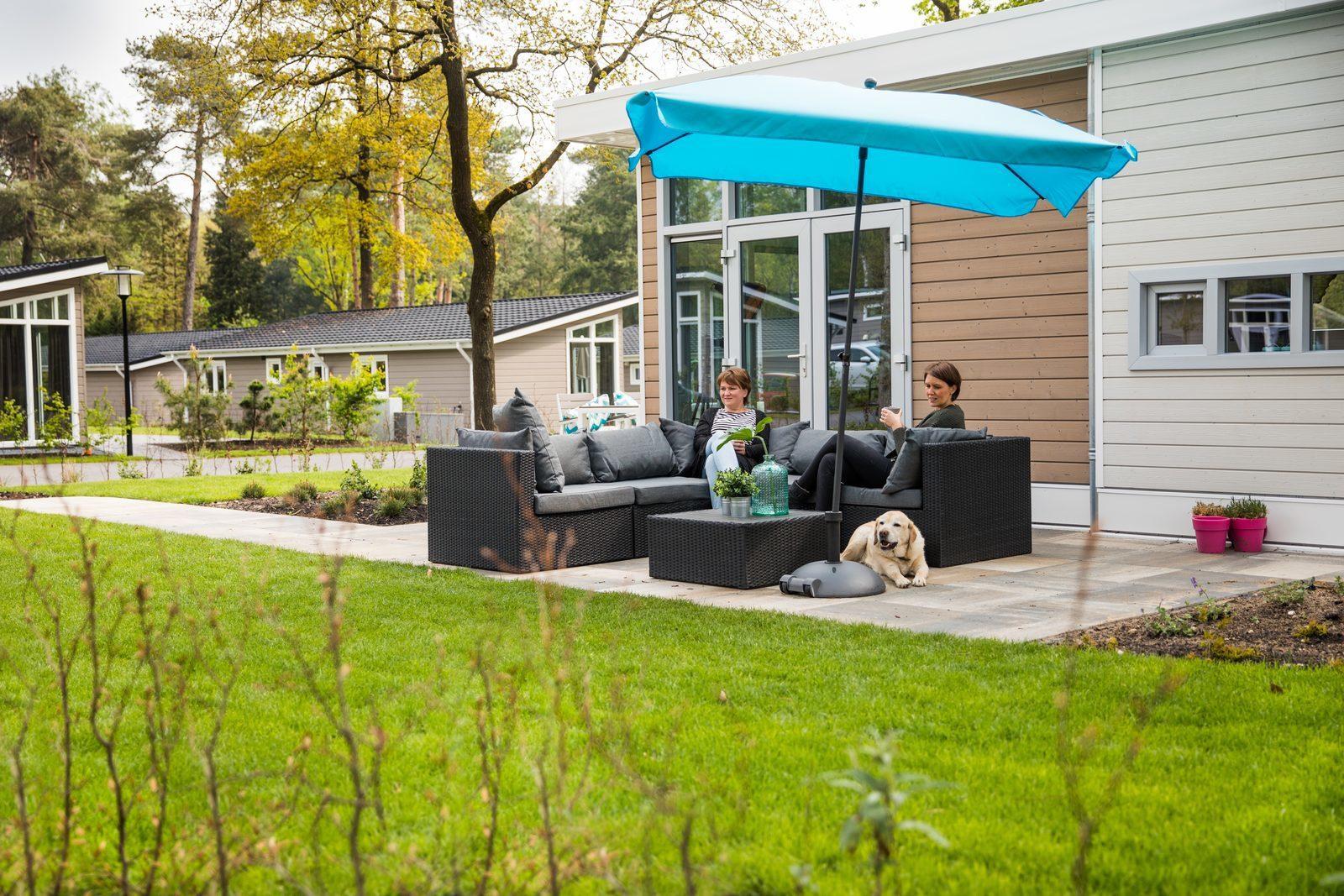 Leijhoeve at Recreatiepark Beekbergen