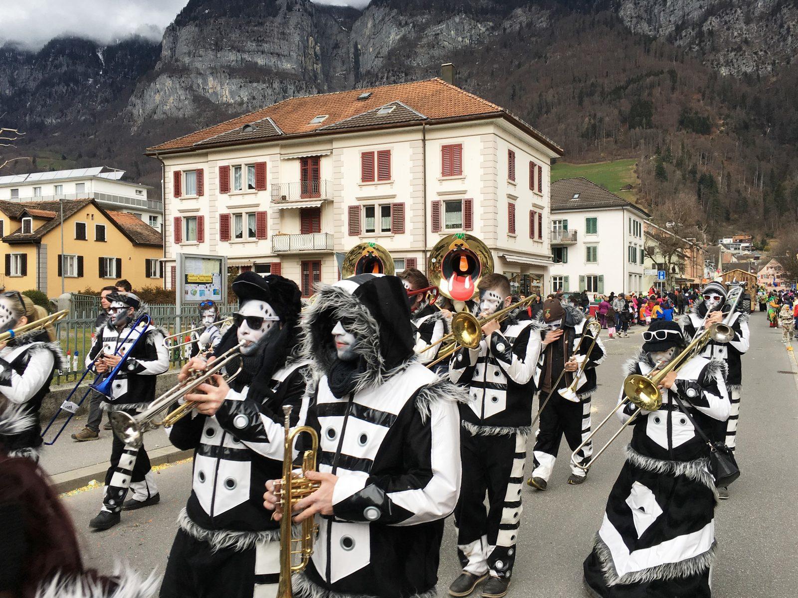 Gezinsvakantie kinderen Resort Walensee Zwitserland
