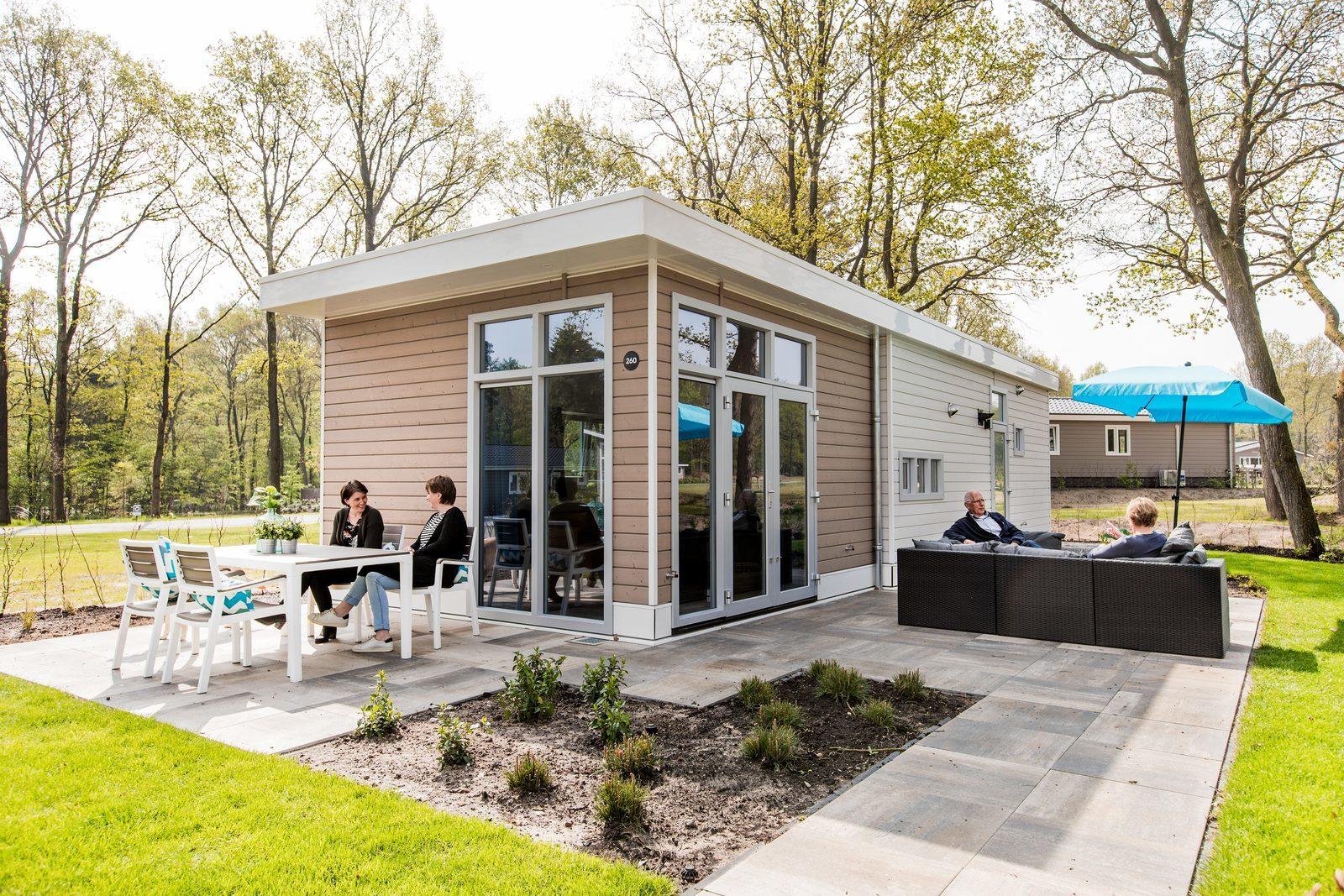 Ein Chalet im Gelderland mieten | TopParken