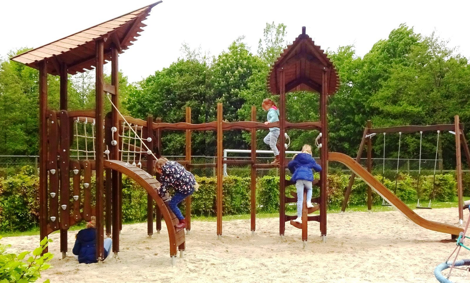 Playground & Playforest