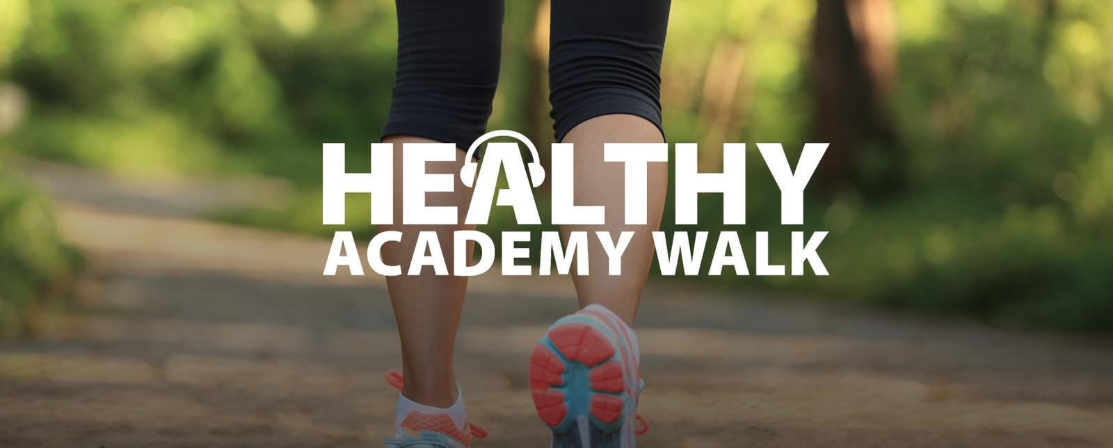 Healthy Academy Walk in Noordwijk