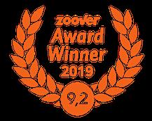 Zoover Award Logo