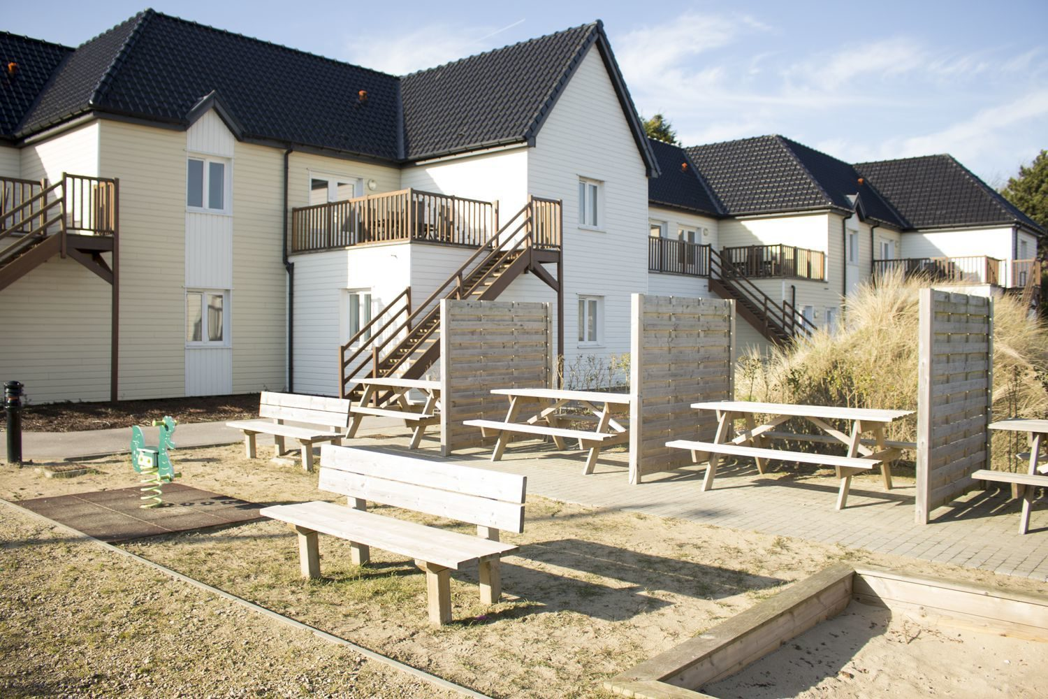 Appartementen in Oye-Plage