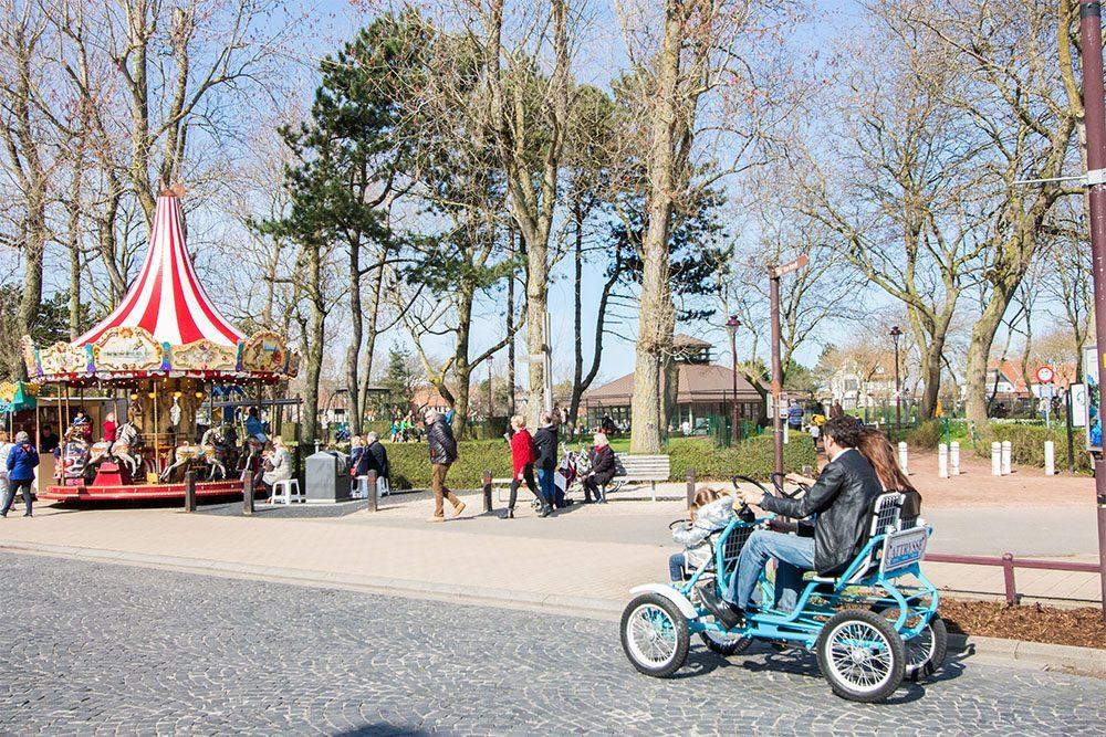 Activities in De Haan