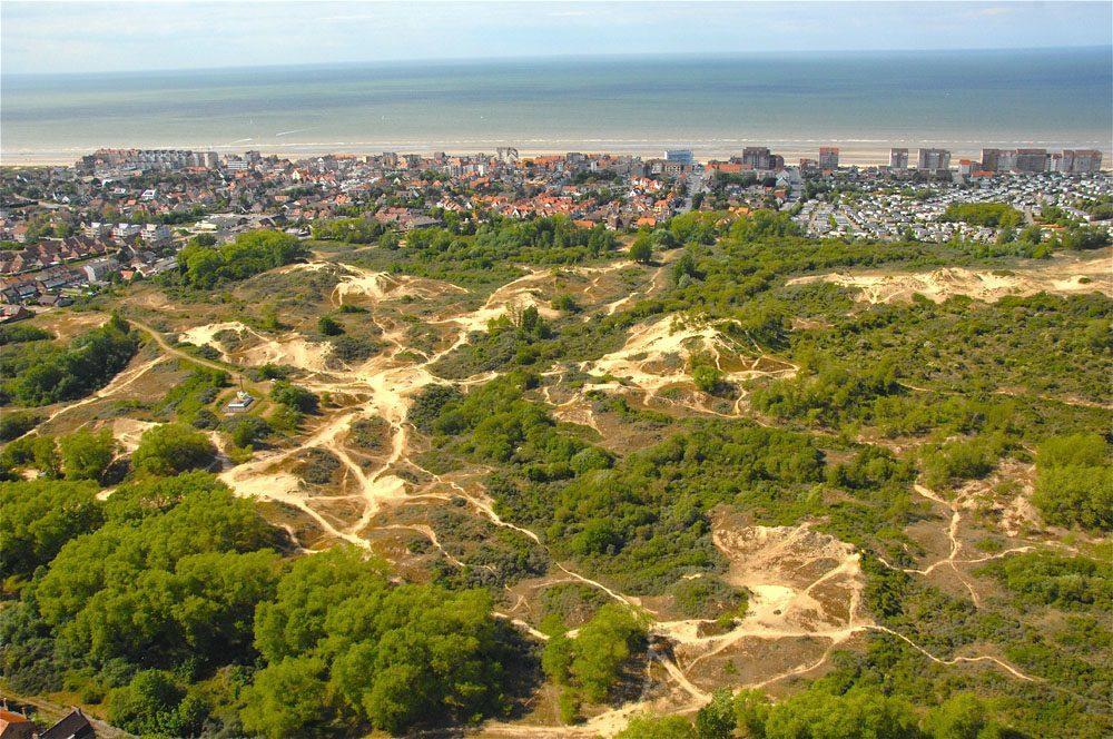 Profiter des dunes à proximité