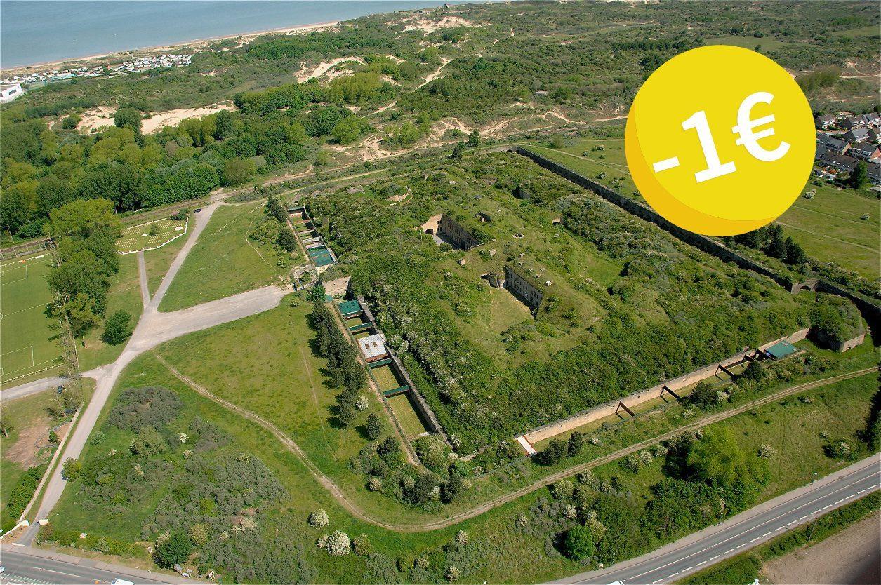 Het Fort van Leffrinckoucke
