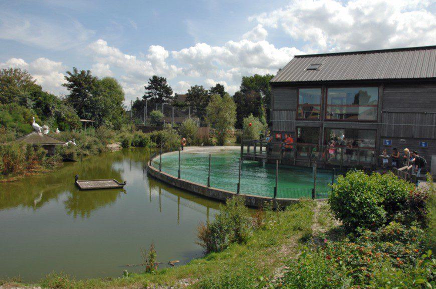 Parc Zoologique Fort-Mardyck