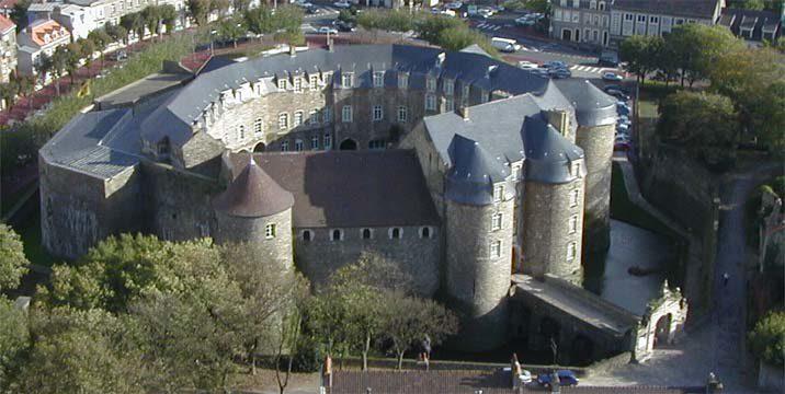 Het Museum van Boulogne-sur-Mer