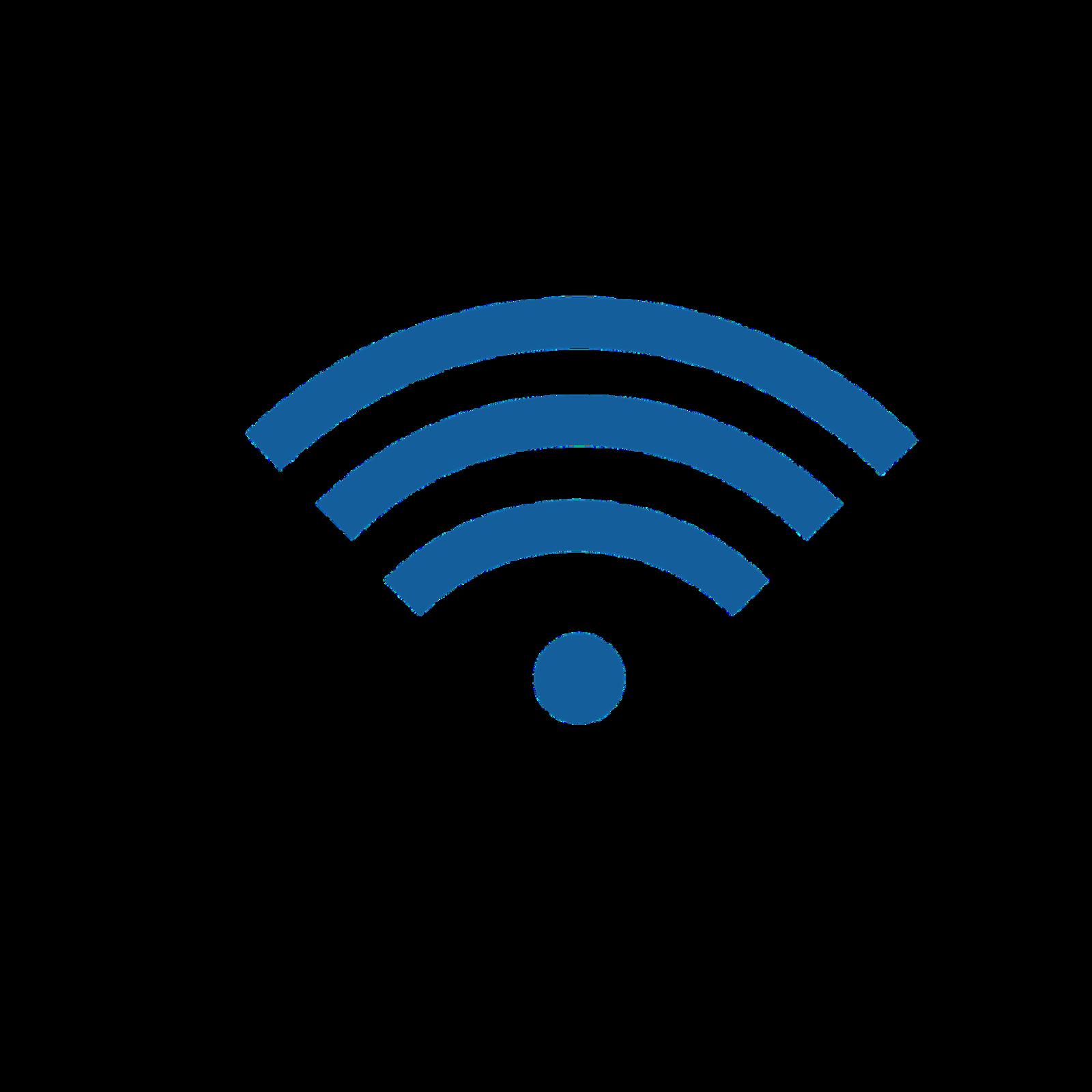 WiFi op het park