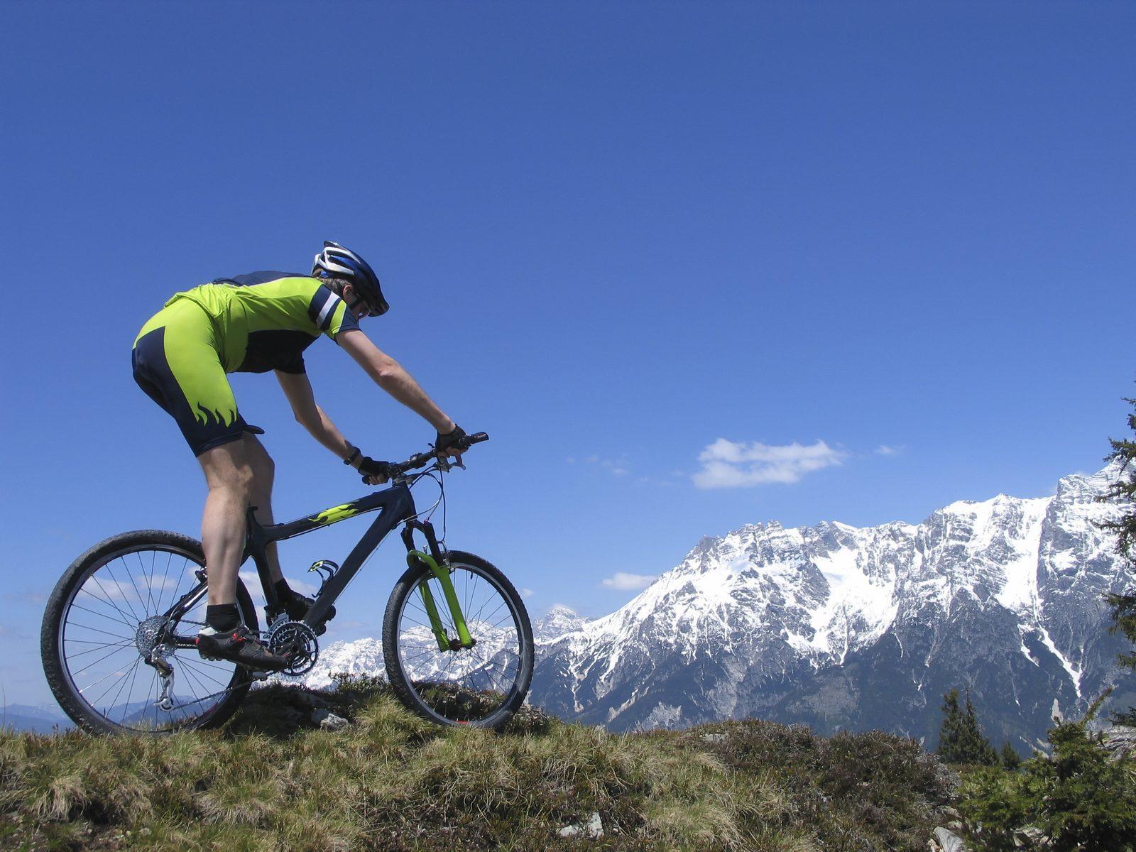 Fietsen en mountainbiken