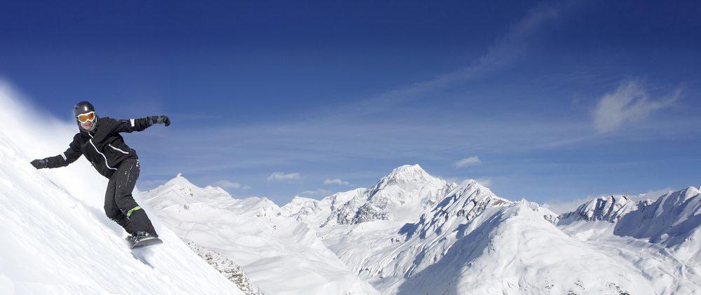 Wintersport, buchen Sie ein erschwingliches Ferienhaus oder Apartment mit Walensee Apartments, um auf dem Flumsberg in der Schweiz zu snowboarden