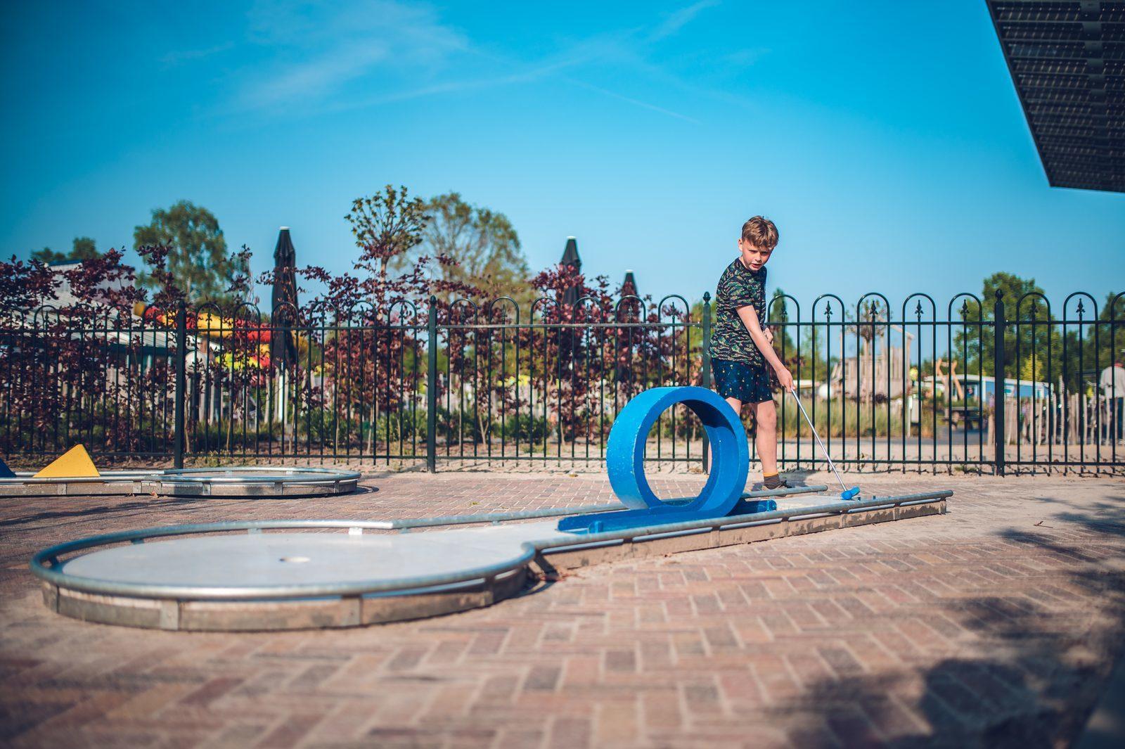 Kinderfeestje D - zwemmen/trampoline/eten