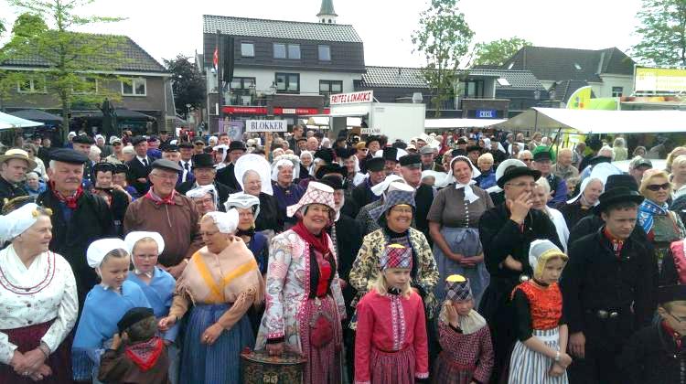 Summer fair (Old) Urk
