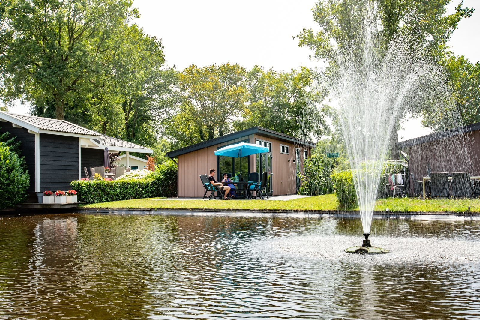 Holiday park in Brabant