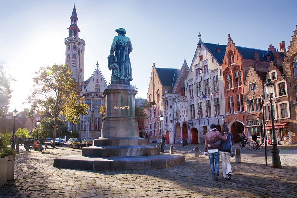 Bruges – the Venice of the North