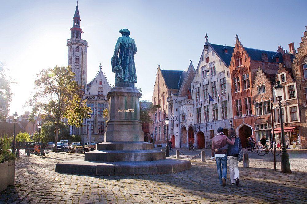 Brugge – het Venetië van het noorden