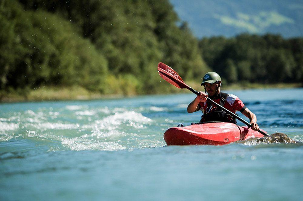 Kayak à Nieuport