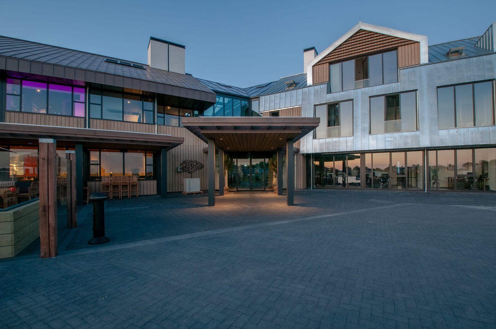 Family hotel Zeeland