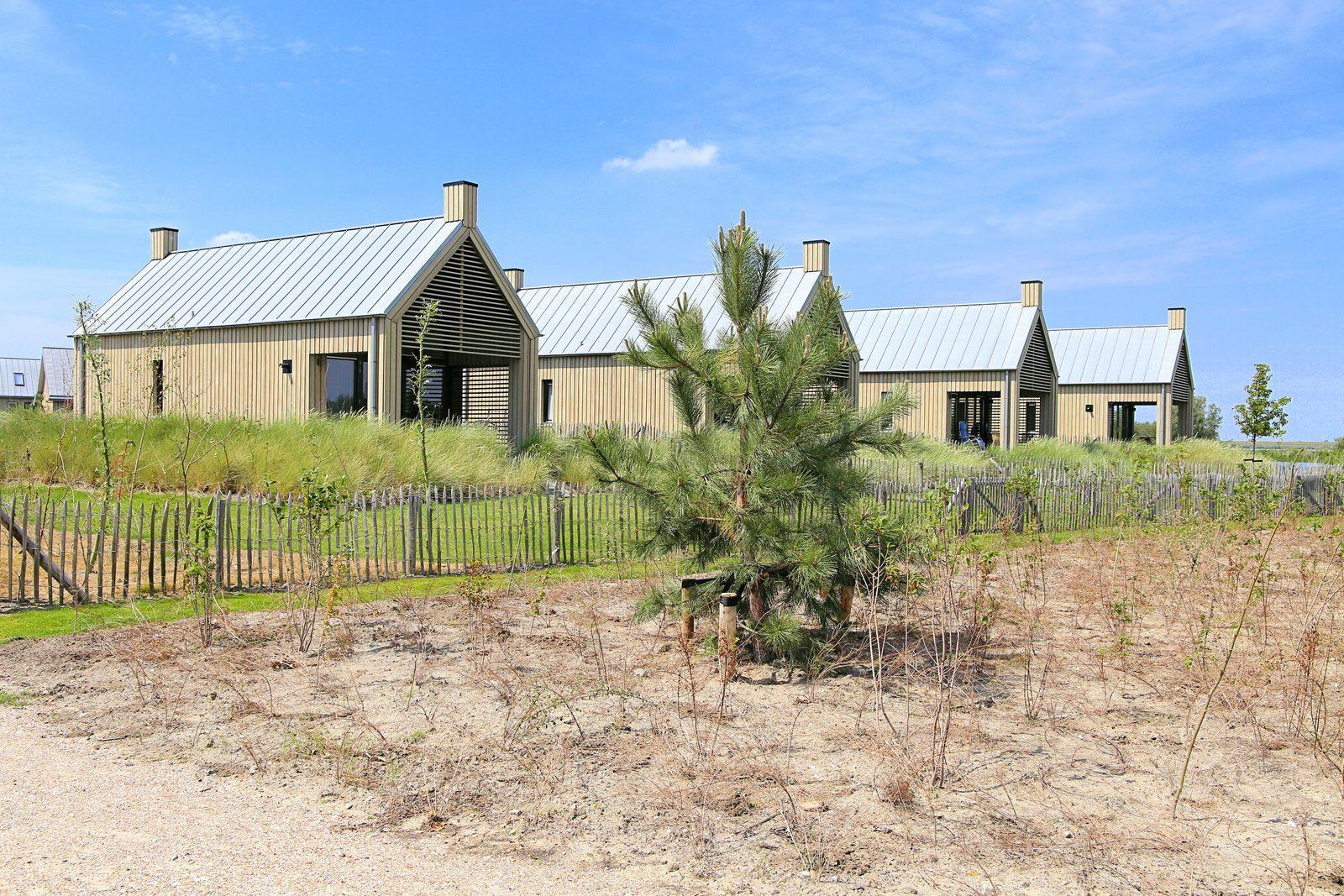 Ferienhaus in Zeeland für vier Personen