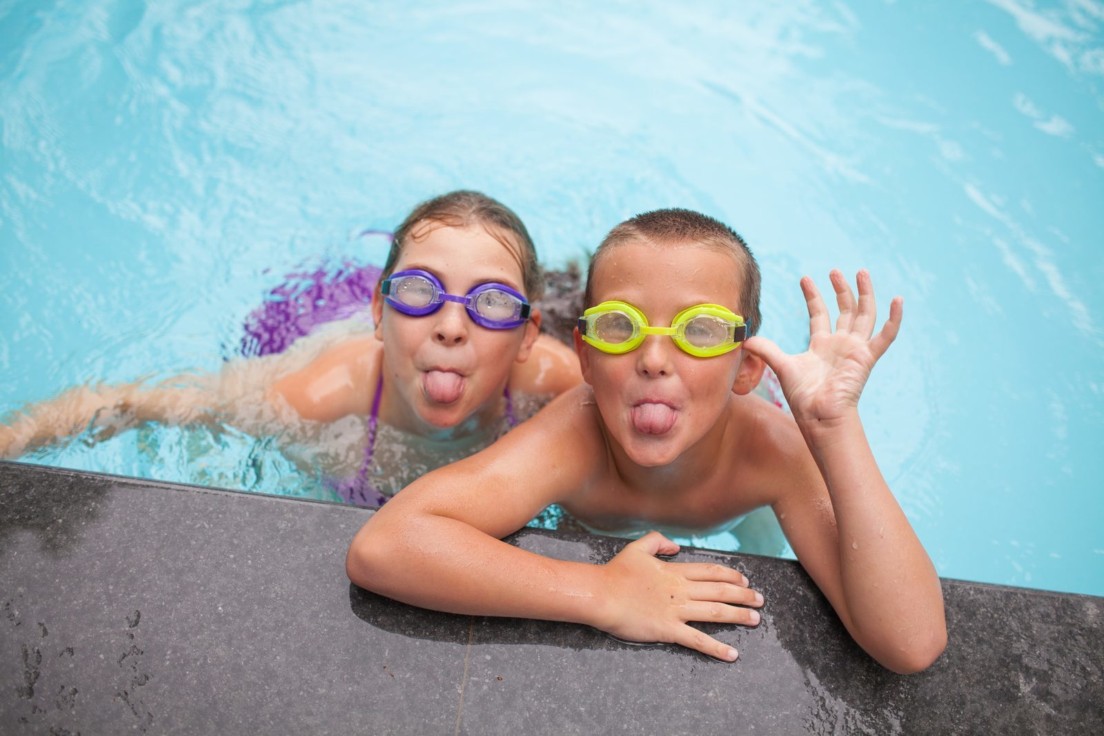 Swimmingpool in Limburg