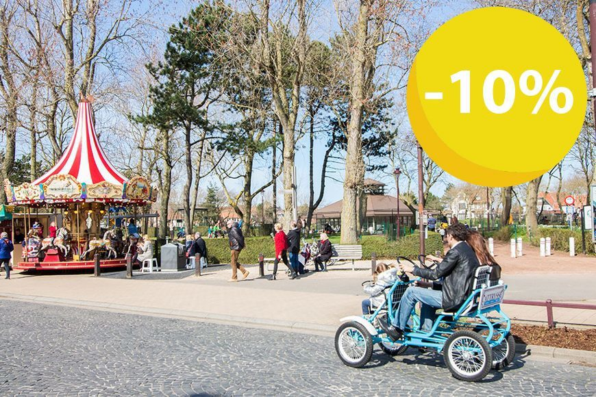 Cycle and gocart hire