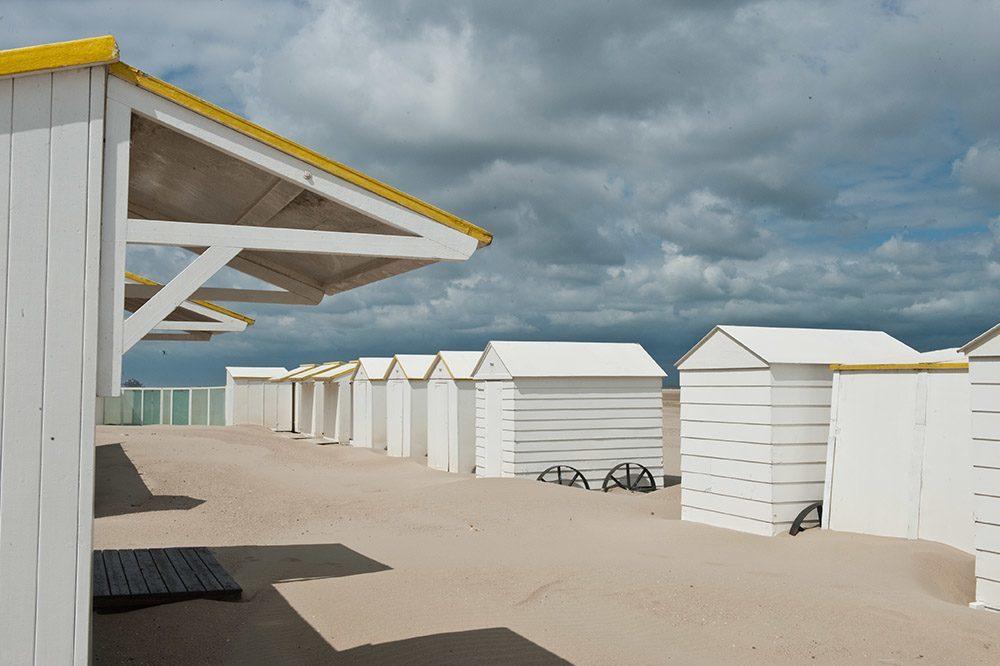 La plage de Zeebruges