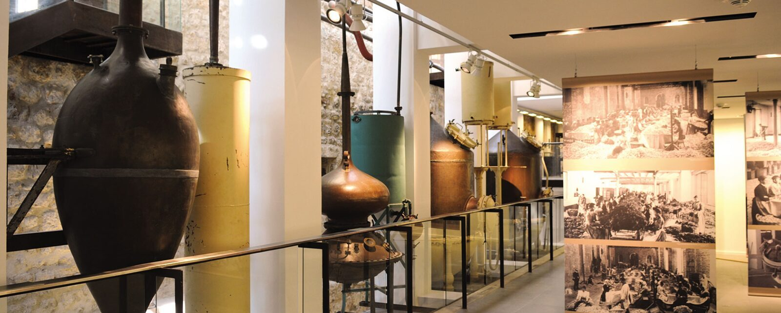 Internationaal parfumerie museum te Grasse