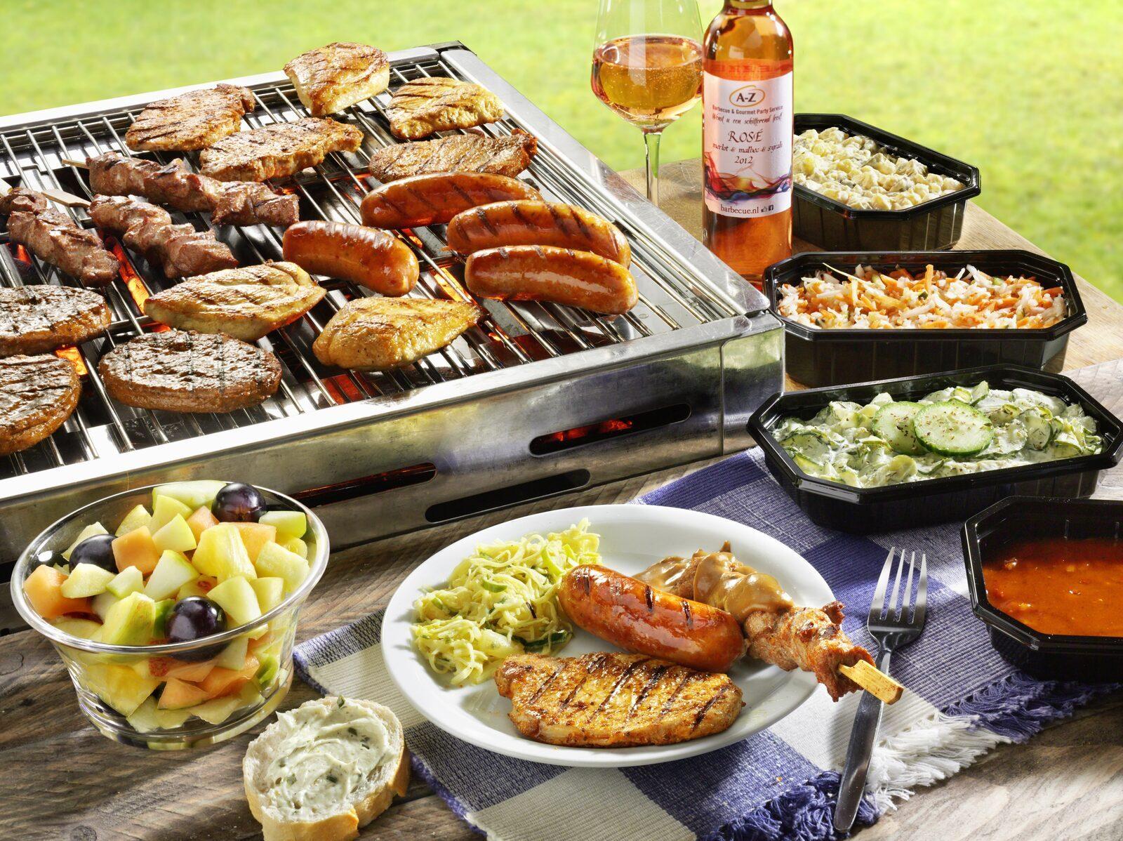 Barbecue Service | TopParken
