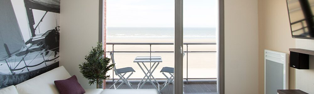 Appartement Holiday Suites Bray-Dunes