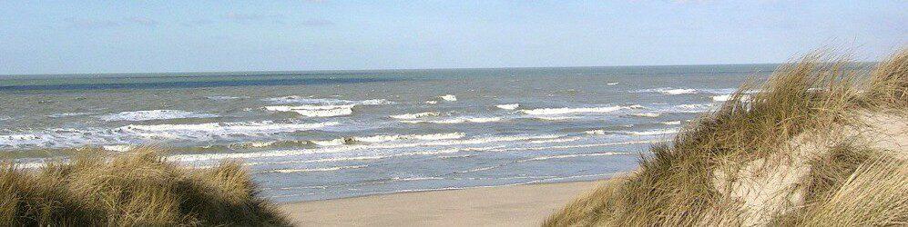 Les dunes de Bray-Dunes