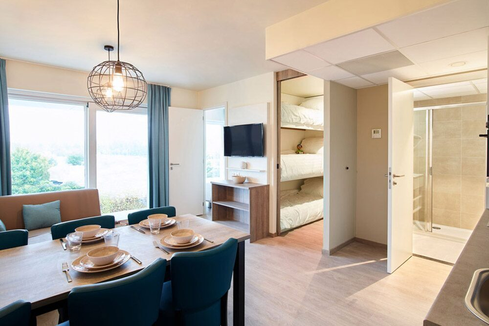 Accomodation Holiday Suites Nieuwpoort