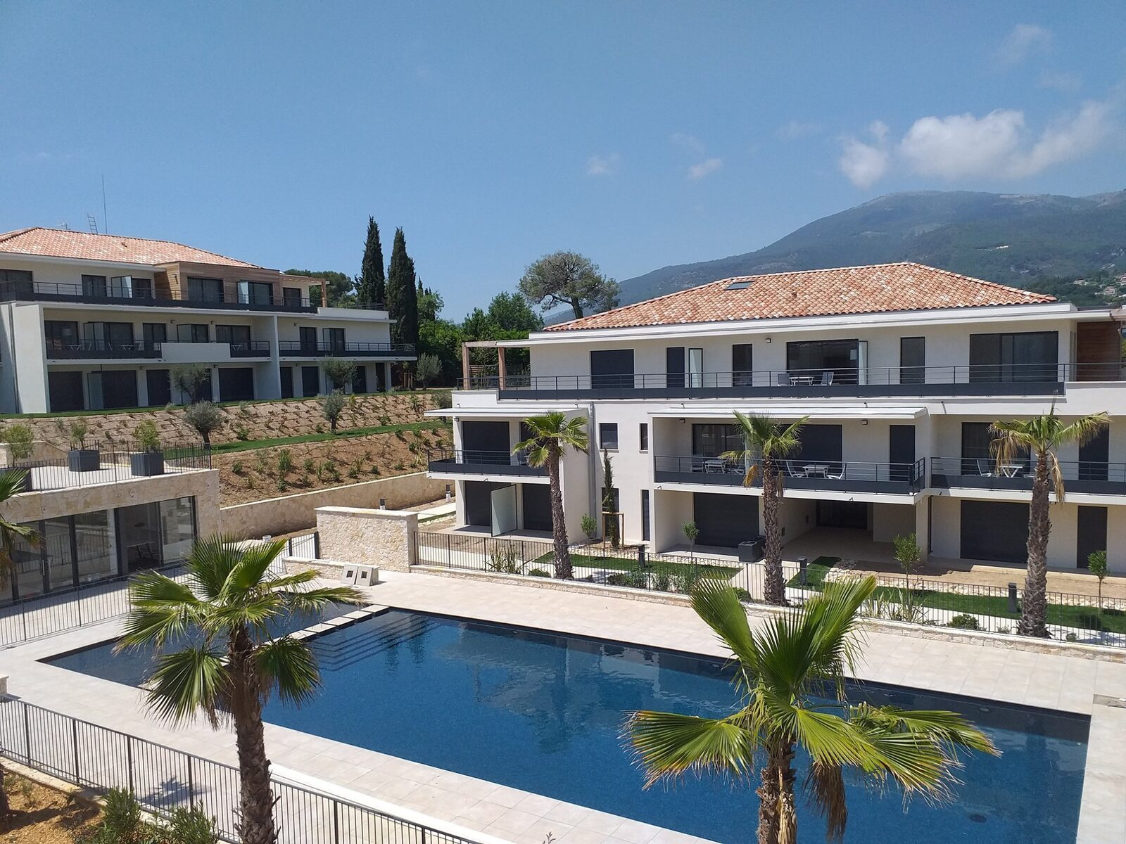 Accomodation Holiday Suites Vence
