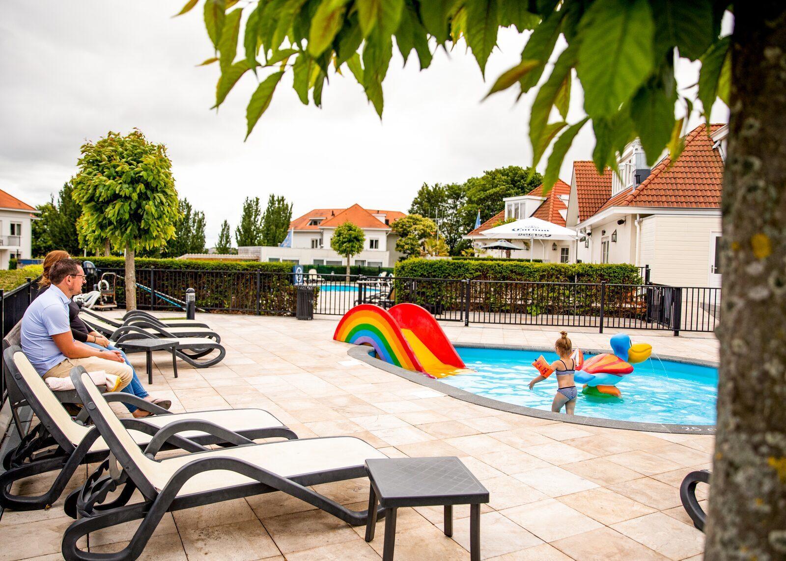 Zwembad Recreatiepark Noordwijkse Duinen