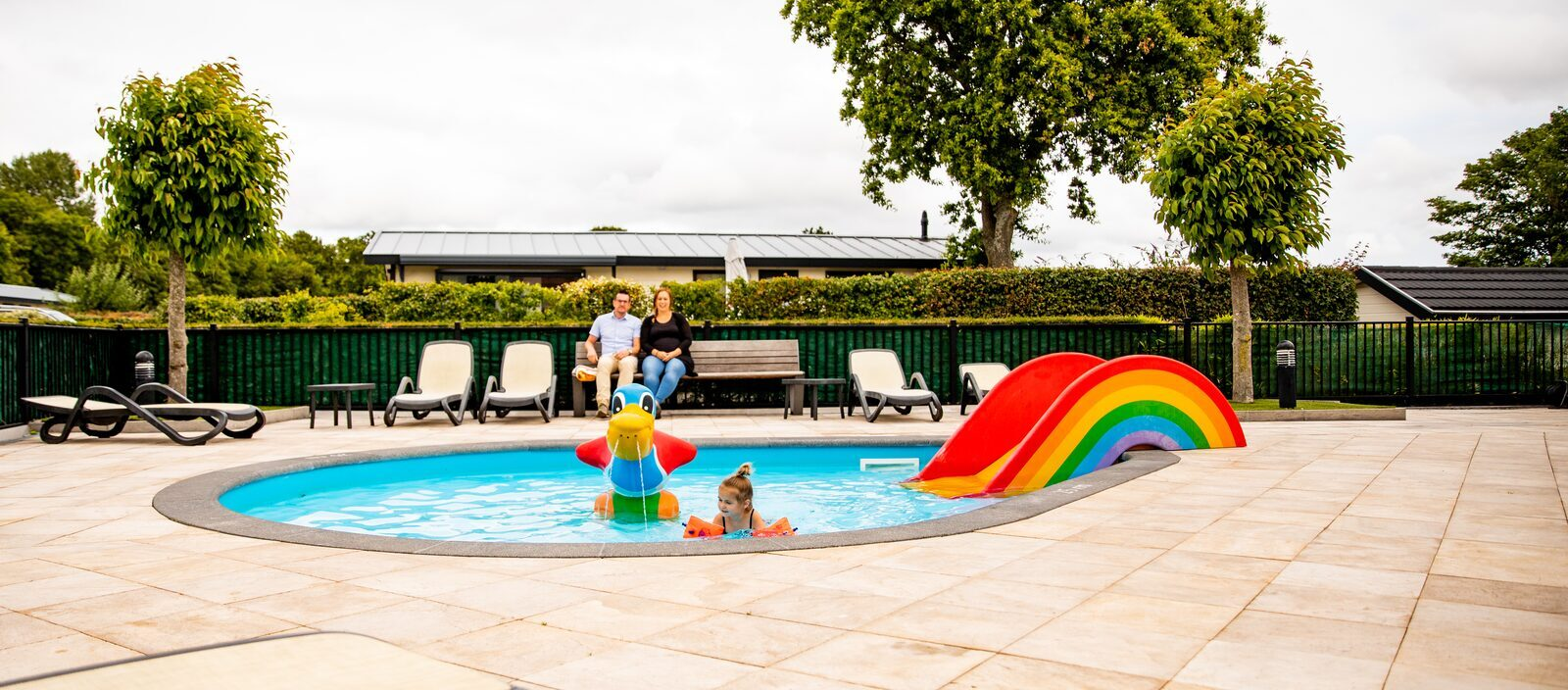 Toddler/children's pool