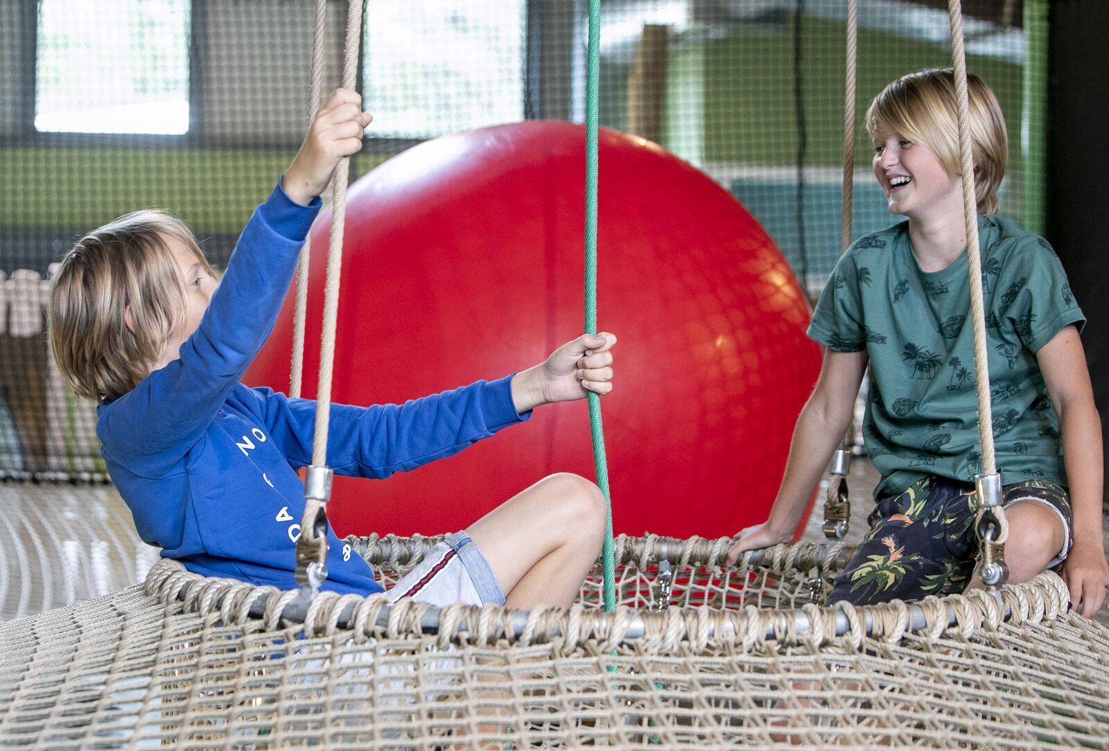 Indoor speeltuin Assen Drenthe