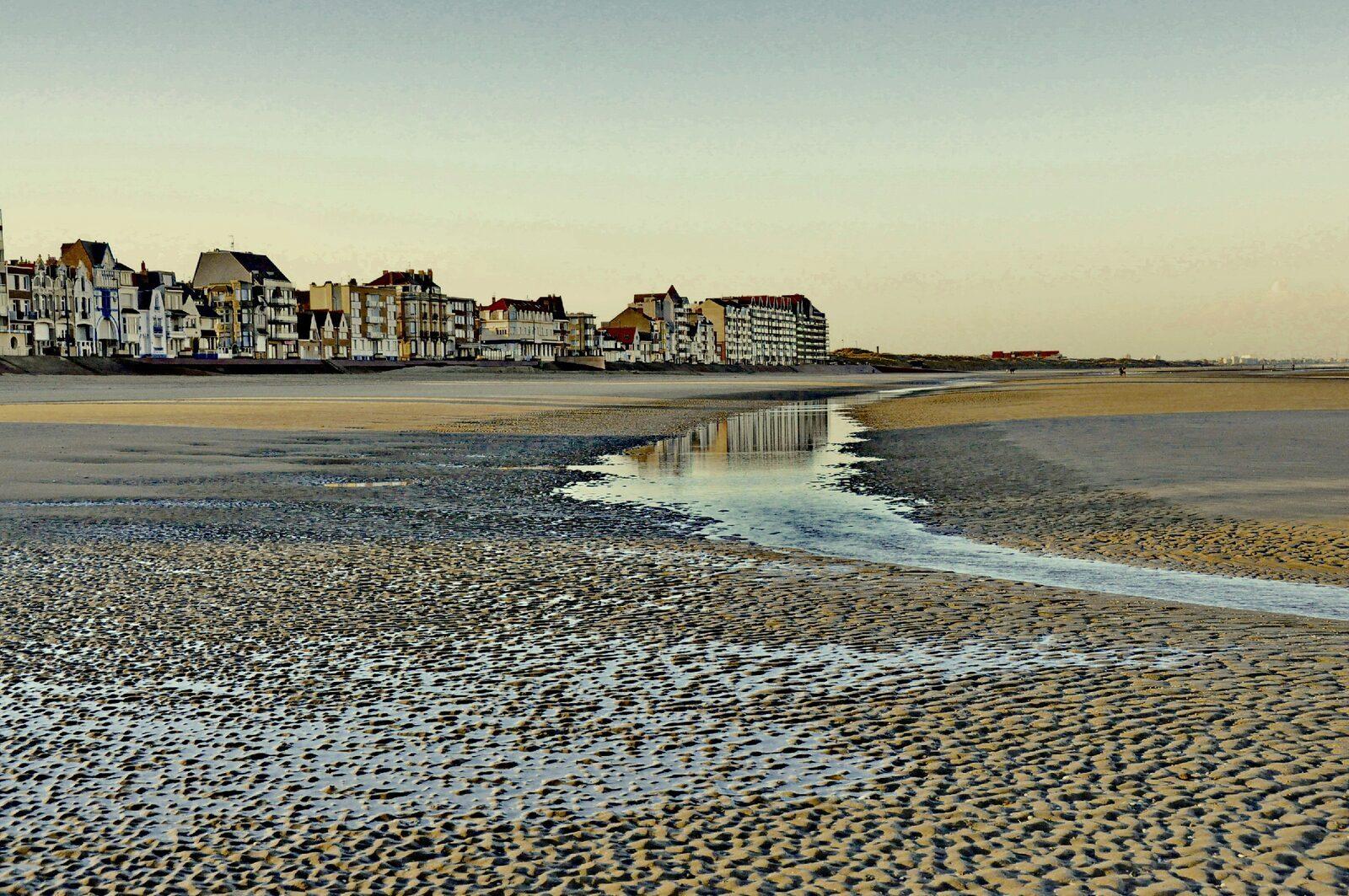 Bray-Dunes beach