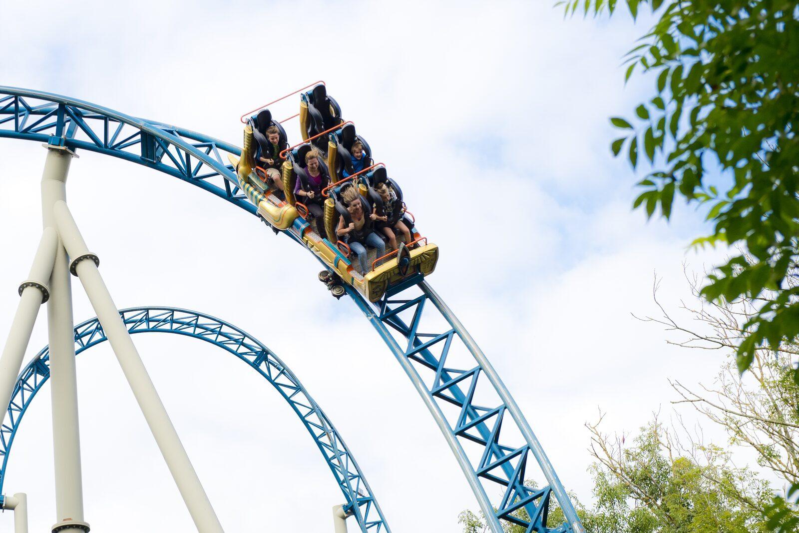 Parc d'attractions de Plopsaland Le Panne