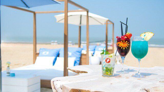 De 7 leukste beach bars langs de Belgische kust