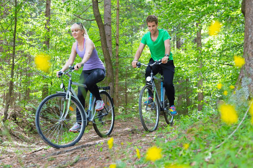 Faire le vélo à Limbourg
