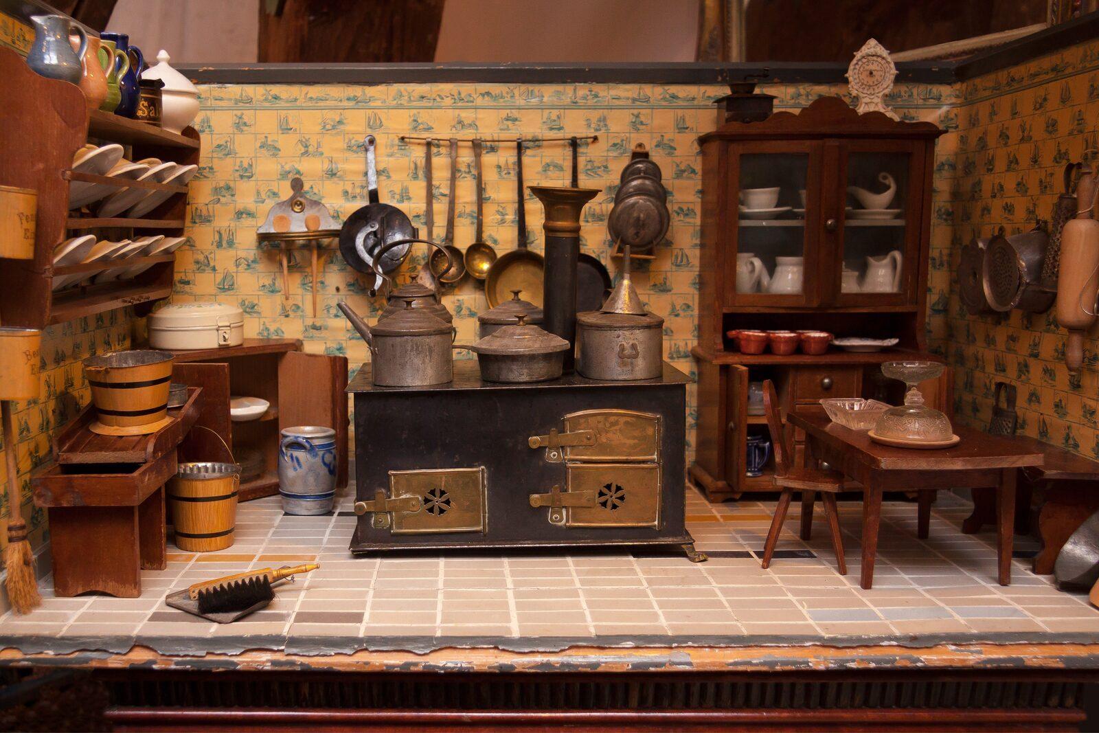 Museum für altes Handwerk und Spielzeug